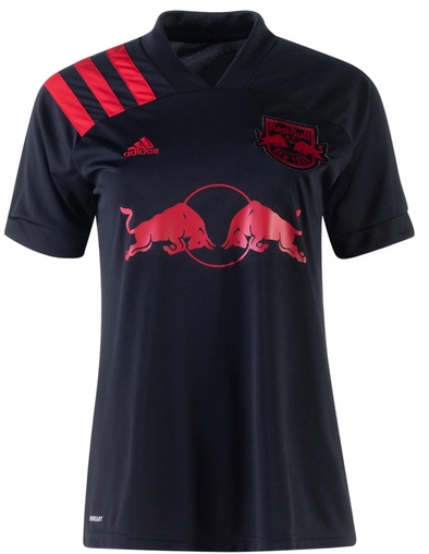 adidas 2020 NY Red Bulls Away Jersey - WOMENS