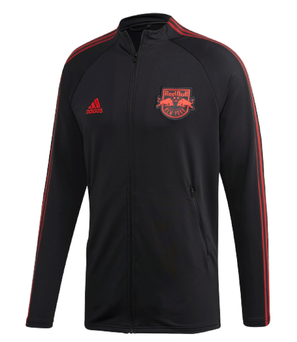 adidas NY Red Bulls Anthem Jacket - MENS