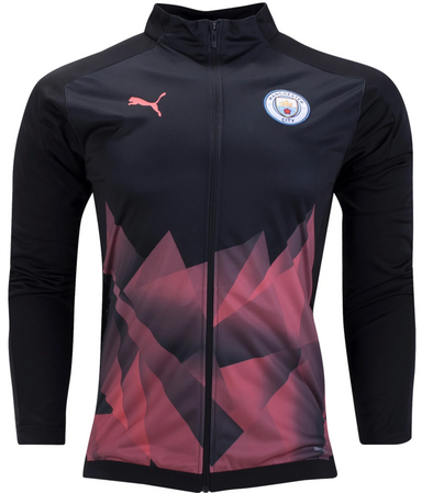 Puma Manchester City Anthem Jacket - MENS