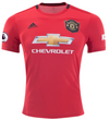 adidas Bruno Fernandes 2019-20 Manchester United Home Jersey - YOUTH