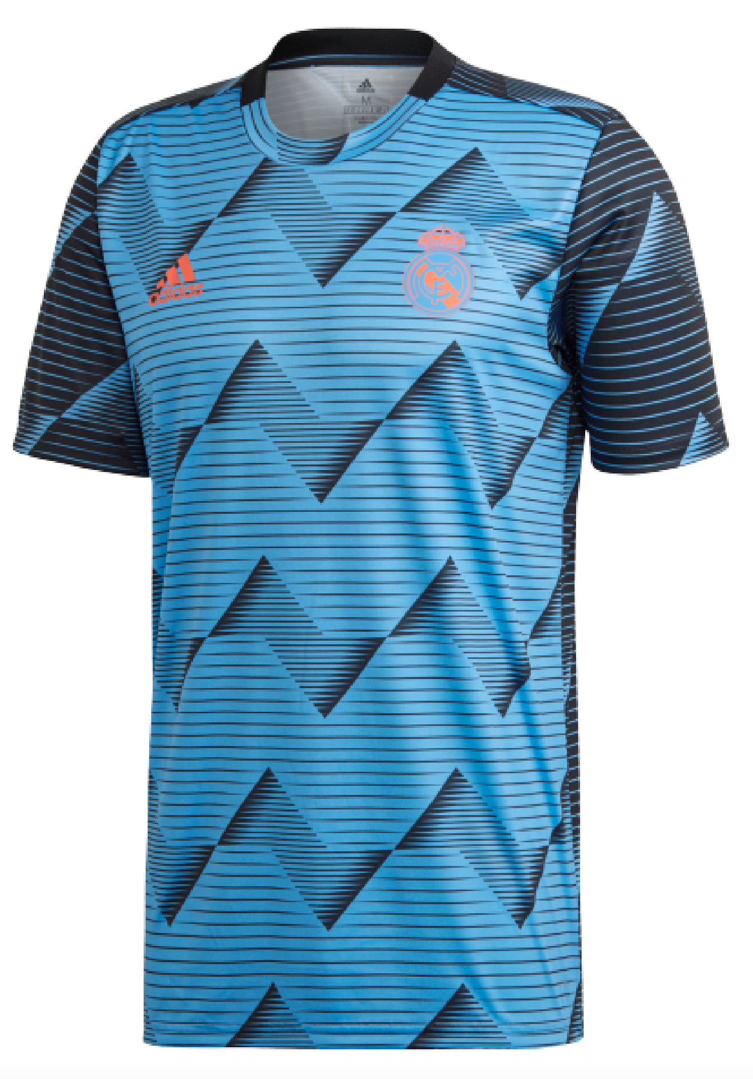 adidas Real Madrid Pre-Match Jersey - MENS