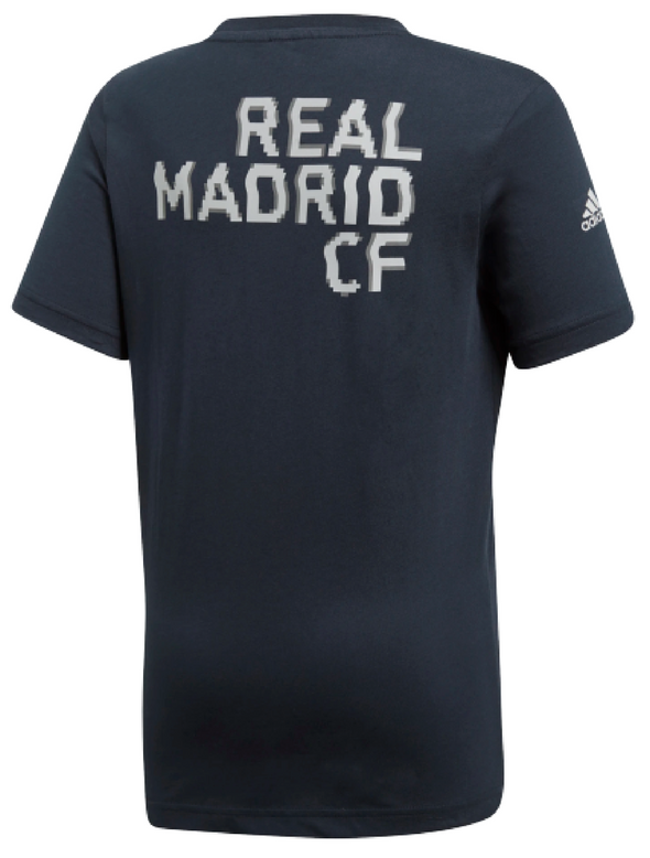 adidas Real Madrid Graphic T-Shirt - YOUTH