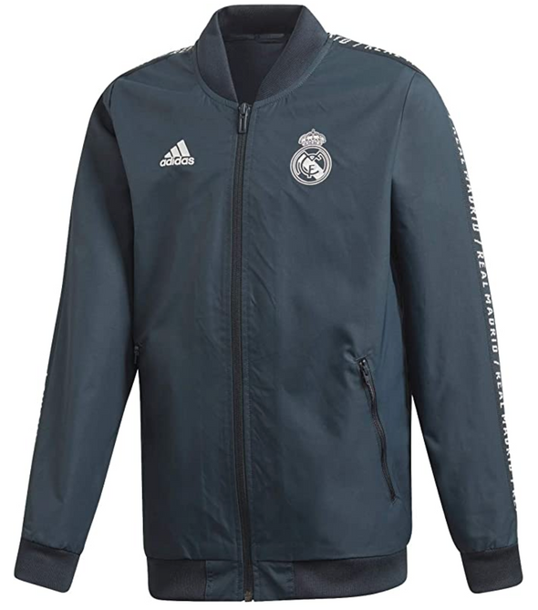 adidas Real Madrid Anthem Jacket - MENS