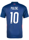 Nike USA Christian Pulisic 2020-21 Away Jersey - YOUTH