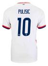Nike USA Christian Pulisic 2020-21 AUTHENTIC VAPOR Home Jersey - MENS
