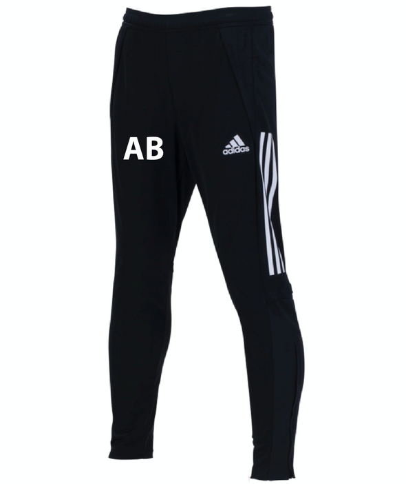 Plainview Old Bethpage U9-U10 adidas Condivo 20 Training Pants - Black