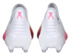 adidas X 19+ FG - White/Core Black/Shock Pink