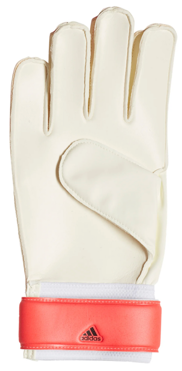 adidas Predator 20 Junior Goalkeeper Gloves - White/Pop