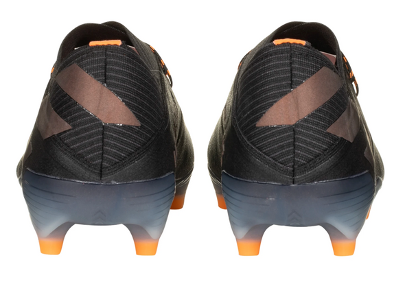 adidas Nemeziz 19.1 FG Black/Signal Orange