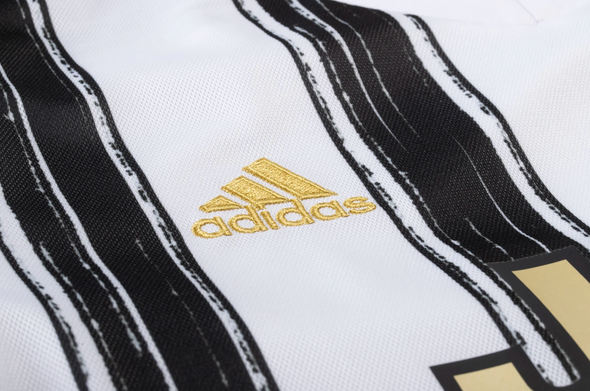 adidas 2020-21 Juventus Home Jersey - YOUTH