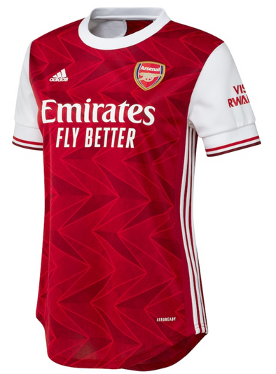 adidas 2020-21 Arsenal Home Jersey - WOMEN
