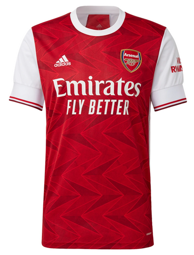 adidas 2020-21 Arsenal Home Jersey - MENS