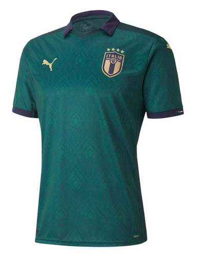 Puma 2020-21 Italy Third Replica Jersey - MENS