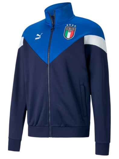 Puma 2020-21 Italy Icons Track Jacket - MENS