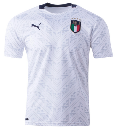 Puma 2020-21 Italy Away Replica Jersey - MENS