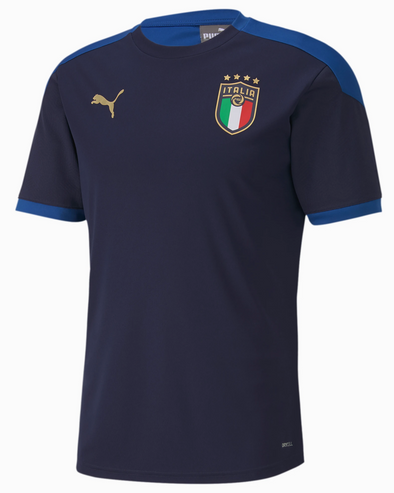 Puma 2020-21 Italy Training Jersey - MENS