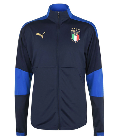 Puma 2020-21 Italy Training Jacket - MENS