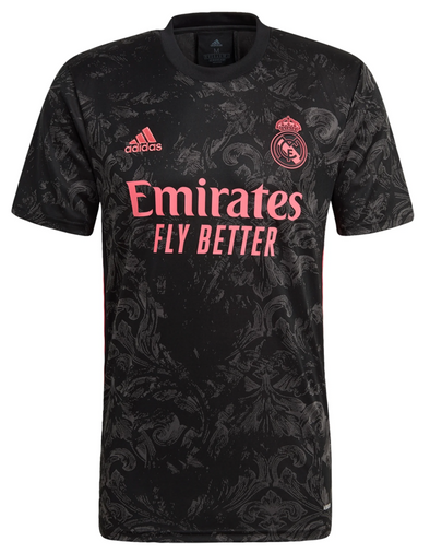 adidas 2020-21 Real Madrid 3rd Jersey - MENS