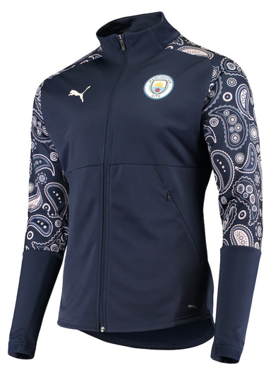 Puma Manchester City Stadium Jacket - MENS