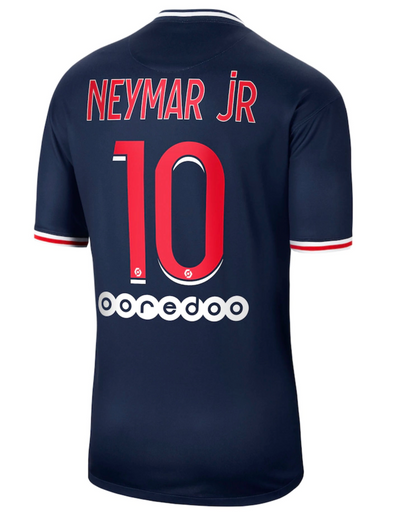 Nike PSG Neymar Jr 2020-21 Home Jersey - MENS