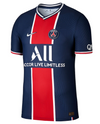 Nike PSG Kylian Mbappe 2020-21 AUTHENTIC Home Jersey - MENS