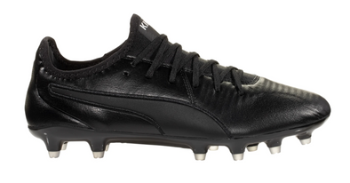 Puma King Pro Firm Ground Soccer Cleat - Black/Black