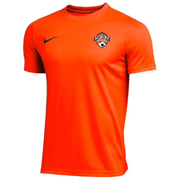 Fort Lee Nike Park VII Practice Jersey Orange