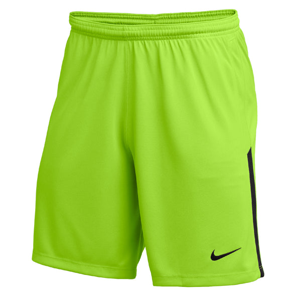 NJ Blaze Nike League Knit II GK Short - Volt