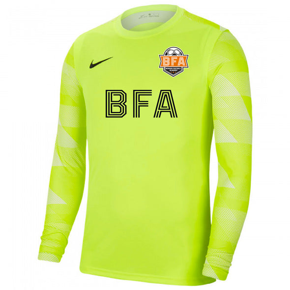 BFA 2020-2022 GK Uniform Package