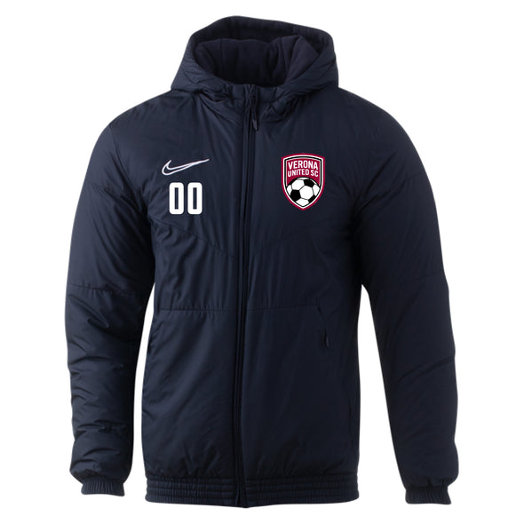 Verona Nike Academy 19 SDF Winter Jacket - Black