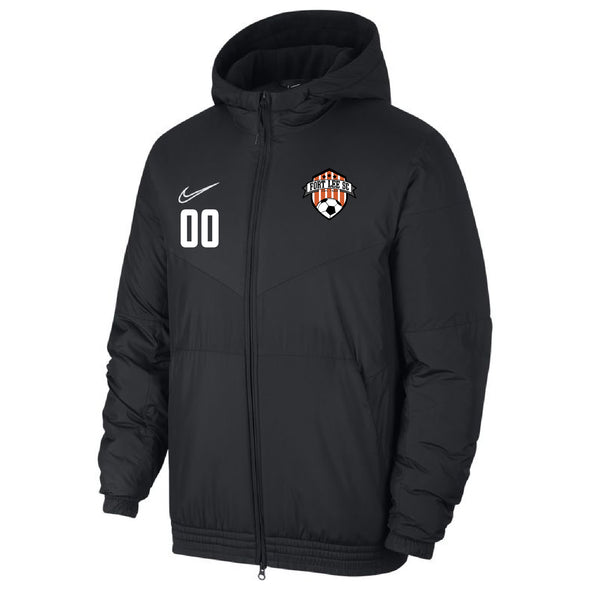 Fort Lee Nike Academy 19 SDF Winter Jacket - Black