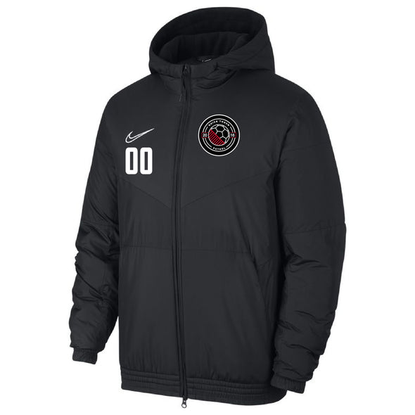 Quick Touch FC Nike Academy 19 SDF Winter Jacket - Black