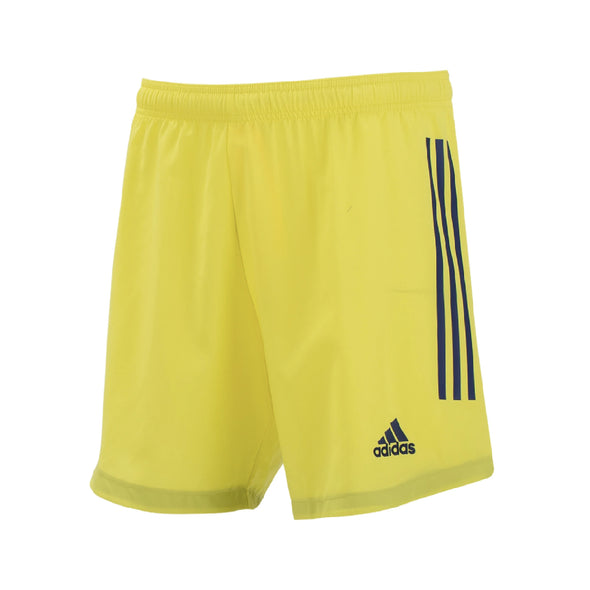 Brazilian Soccer Training adidas Condivo 20 GK Shorts - Yellow
