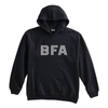 BFA (Club Name) Pennant Super 10 Hoodie Black