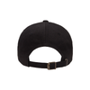 Montclair United Yupoong Cotton Twill Dad Cap Black