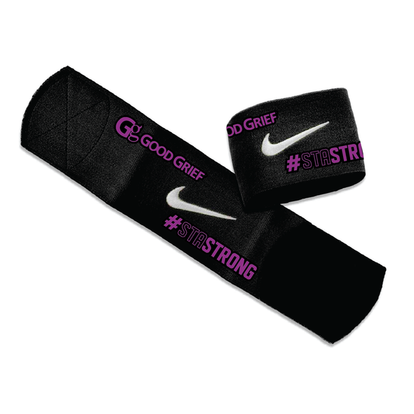 STA Awareness Nike Guard Stay Black