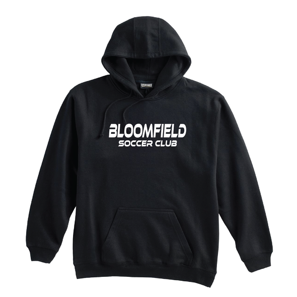 Bloomfield SC (Club Name) Pennant Super 10 Hoodie Black