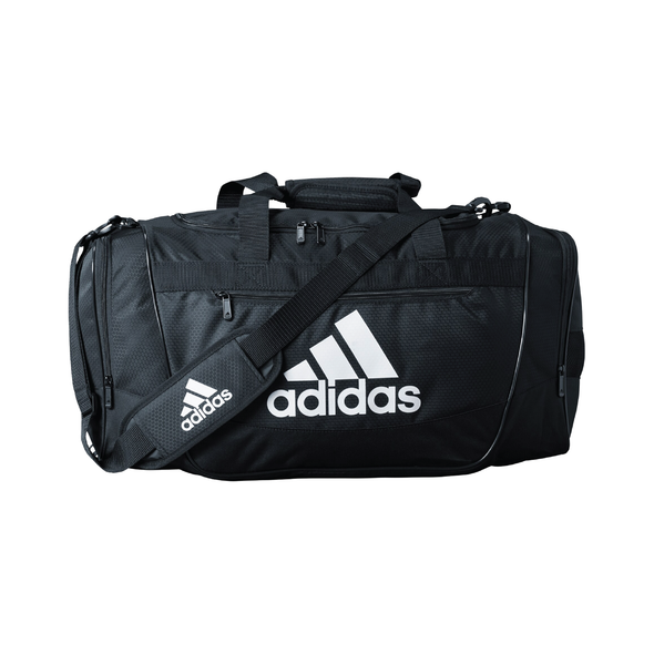 Boynton United adidas Defender III Medium Duffel Black