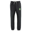 Brazilian Soccer Training (Patch) Pennant Retro Jogger Black
