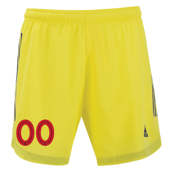 FC Copa Brooklyn adidas Condivo 20 GK Short Yellow