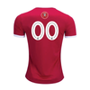FC Copa Brooklyn adidas Tabela 18 Practice Jersey Red