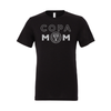 FC Copa (Copa Mom) Bella + Canvas Short Sleeve Triblend T-Shirt Solid Black