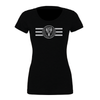 FC Copa (Logo) Bella + Canvas Short Sleeve Triblend T-Shirt Solid Black