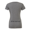 FC Copa (Logo) Bella + Canvas Short Sleeve Triblend T-Shirt Grey