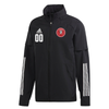FC Copa Brooklyn adidas Condivo 20 Rain Jacket Black