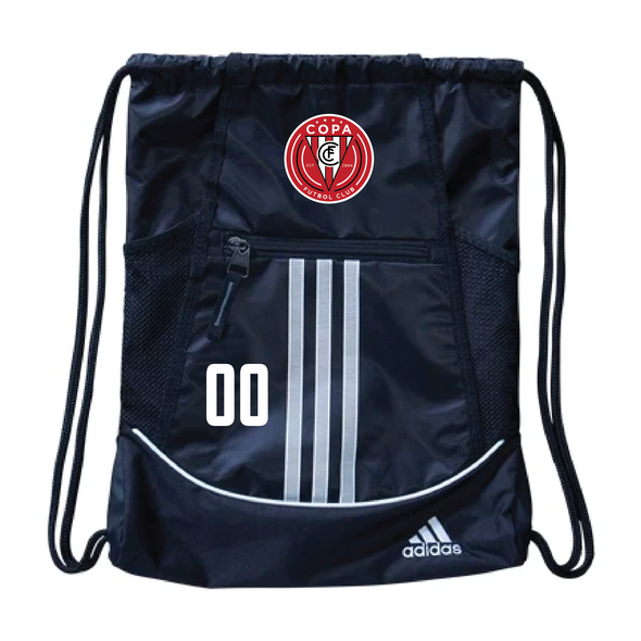 FC Copa Millstone adidas Alliance II Sackpack Black