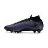 Nike Mercurial Superfly 7 Elite FG Black/Black