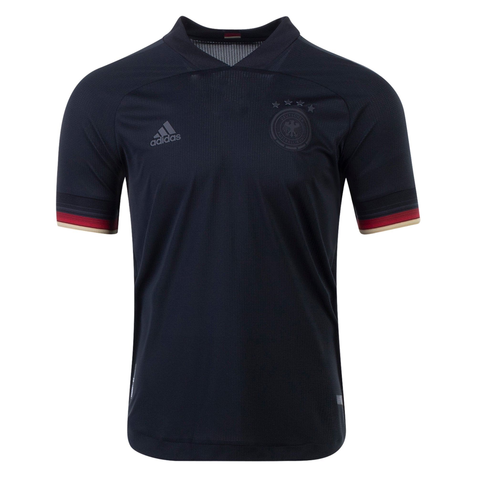 adidas Germany 2021-22 AUTHENTIC Away Jersey - MENS