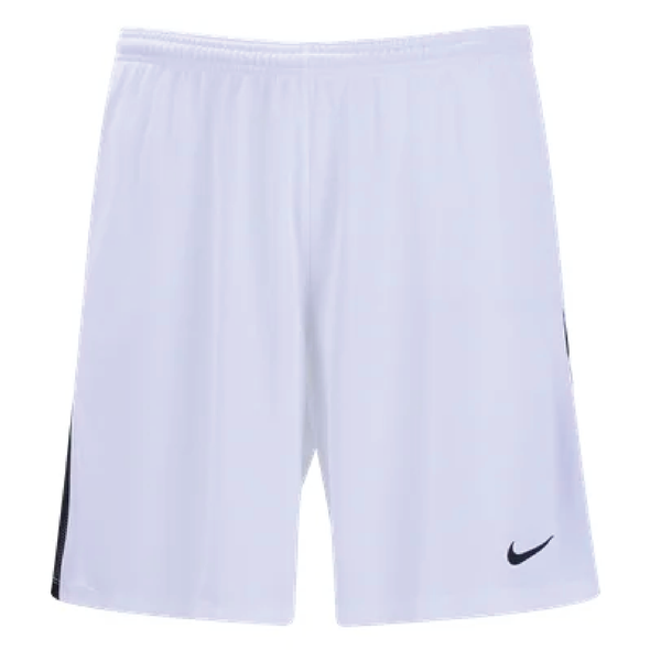 STA Girls Academy Nike League Knit II Short White