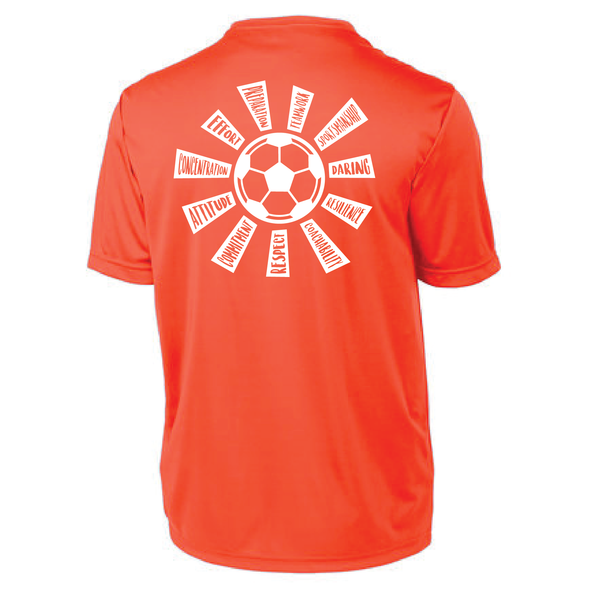 DUSC Virtual Summer Camp Sport-Tek Jersey Orange